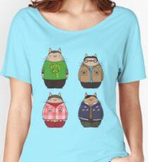 Big Bang Totoro Women's Relaxed Fit T-Shirt