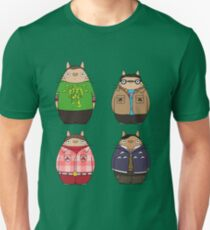 Big Bang Totoro T-Shirt