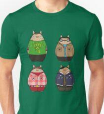 Big Bang Totoro Unisex T-Shirt