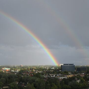 Double Rainbow over Ottawa, Canada by Shulie1