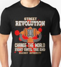 This Awesome Revolution Tee Design Street revolution Unisex T-Shirt