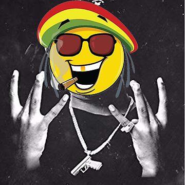 Emoji West West Yo by Staytrendy