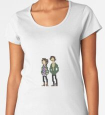 The Mighty Boosh Season 1 Women's Premium T-Shirt