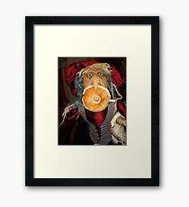 Chewish Toys Framed Print