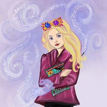 Whimsical Witch Tote Bag by ShenaLeonard