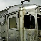 Pennsylvania horn train by Jean Beaudoin