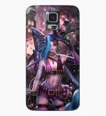 Jinx,  Case/Skin for Samsung Galaxy