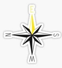 East Is Up - Twenty One Pilots Sticker