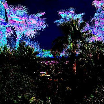 Neon Trees by erikstandke