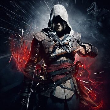 Epic Assassin by GrizzlyGoods