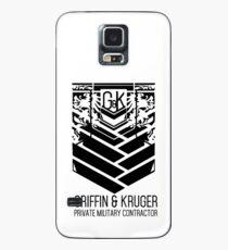 Girls Frontline - Griffon & Kruger Hülle & Klebefolie für Samsung Galaxy