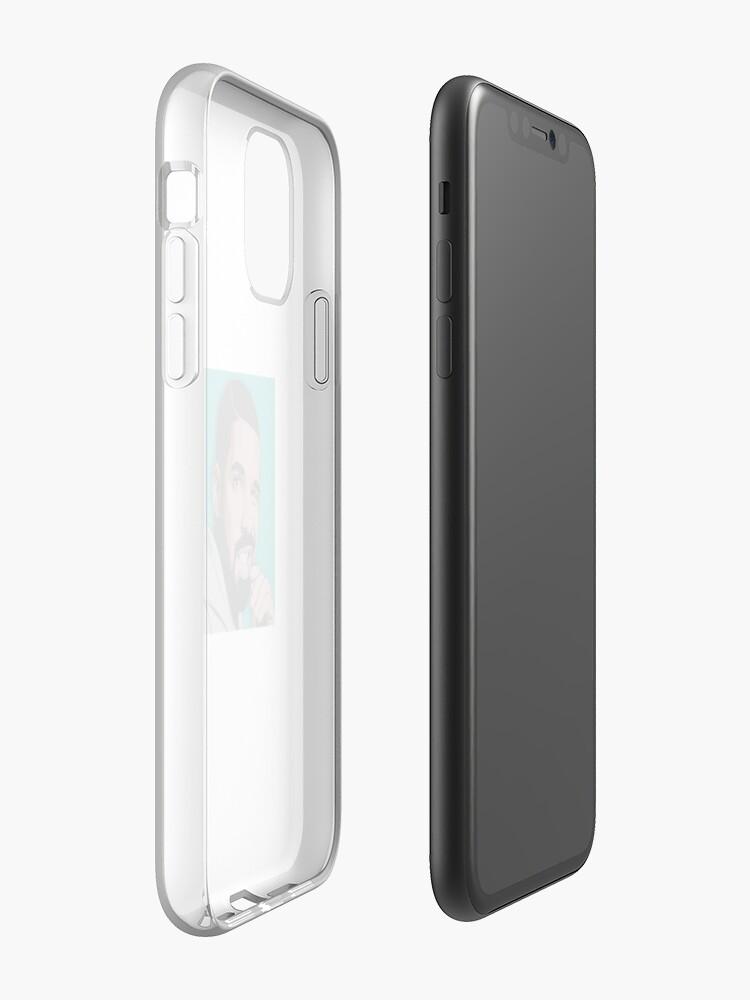 Coque iPhone «Canard», par 4Rap