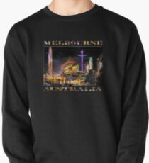 Fairground Attraction (diptych - left side) Pullover