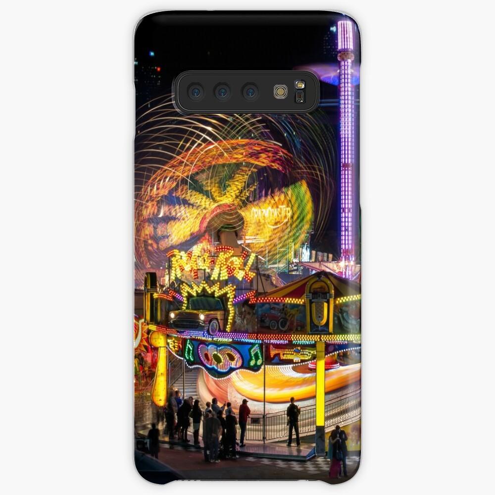 Fairground Attraction (diptych - left side) Case & Skin for Samsung Galaxy