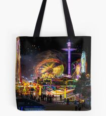 Fairground Attraction (diptych - left side) Tote Bag