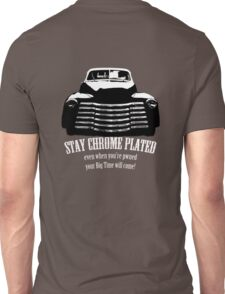 Chrome plated tee T-Shirt