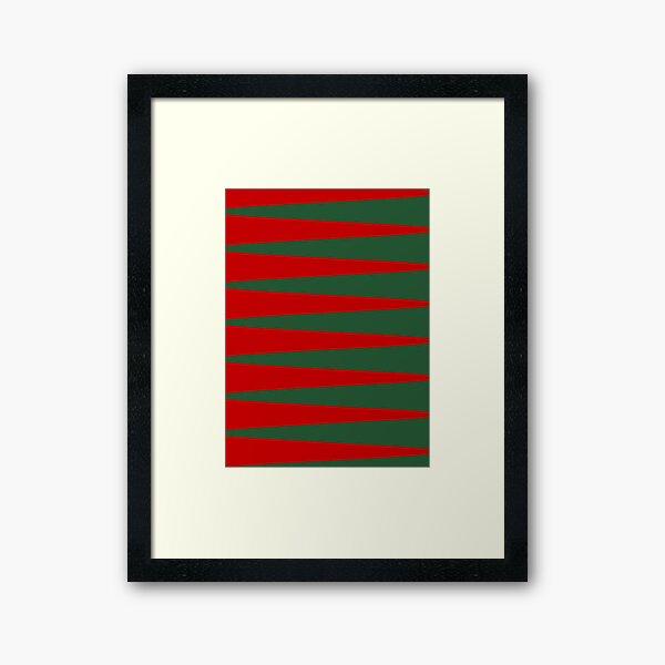 I'm Dreaming of a Tacky Christmas Framed Art Print