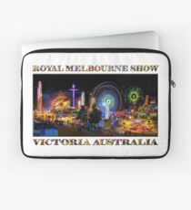 Fairground Attraction (poster on white) Laptop Sleeve