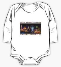 Fairground Attraction (poster on white) One Piece - Long Sleeve