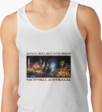 Fairground Attraction (poster on white) Tank Top