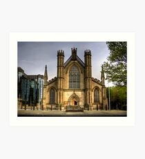 St Andrew's Cathedral Art Print