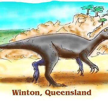 Winton - Queensland by davidfraser
