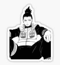 it's ya boy, shikamaru Sticker