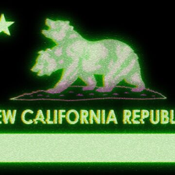 Vintage New California Republic by TheMemeMachine