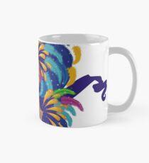 Beautiful carnival girl Classic Mug