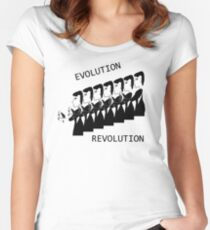 The Revolution Women's Fitted Scoop T-Shirt