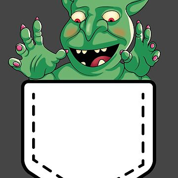 Pocket Goblin by boxsmash