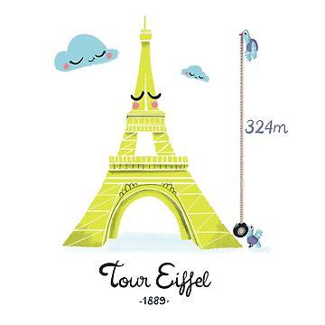 «Tour Eiffel» par BabyKarot