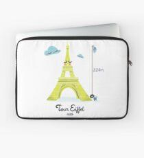 Tour Eiffel Housse de laptop