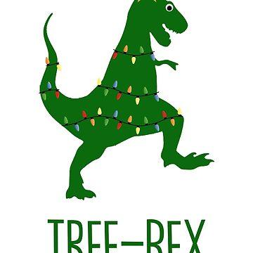 Tree-Rex by fashprints