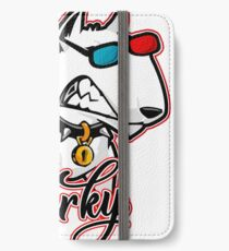 sparky iPhone Wallet/Case/Skin