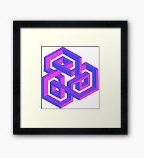 Moradimagent forms Framed Print