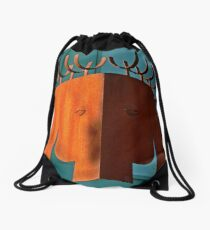 Equine Art Drawstring Bag