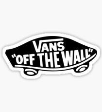 VANS OFF THE WALL Sticker