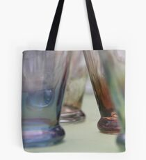 Colored Glass Tote Bag