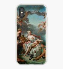Vinilo o funda para iPhone El rapto de Europa - François Boucher