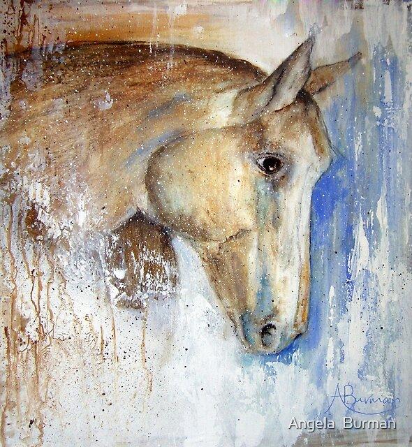 A Trusted Friend by Angela  Burman