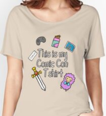 This is my comic con T-shirt Women's Relaxed Fit T-Shirt