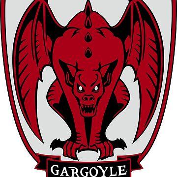 Gargoyle Squadron by fareast