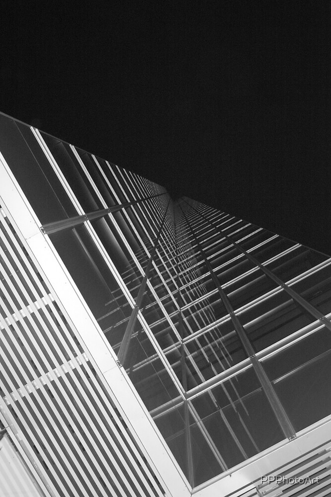 Squares in Black and White by PPPhotoArt