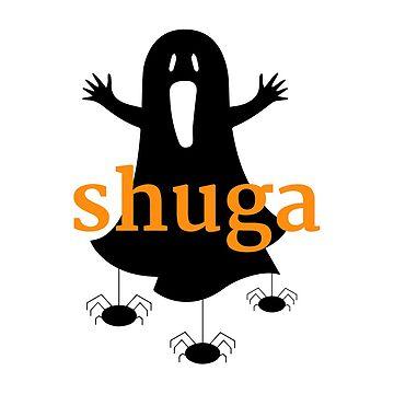 Shuga - Halloween by shugashirts