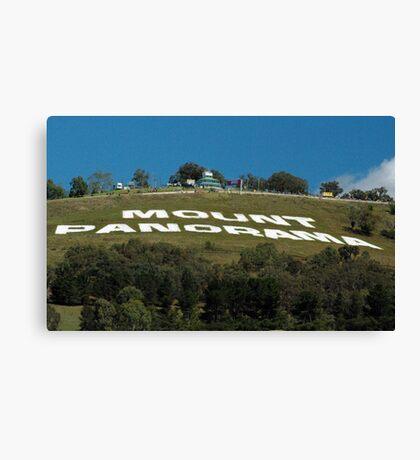 Mt Panorama Canvas Print