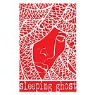 SLEEPING GHOST GORGON RED by willeyworks