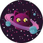 Space Kitten by RhinoTheWrecker