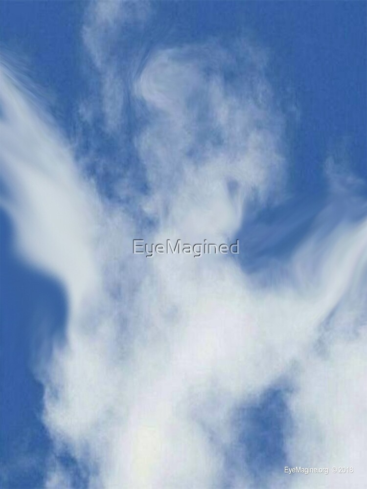 Angel in the Sky by EyeMagined
