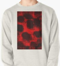 RED MOON WEIRDNESS Pullover